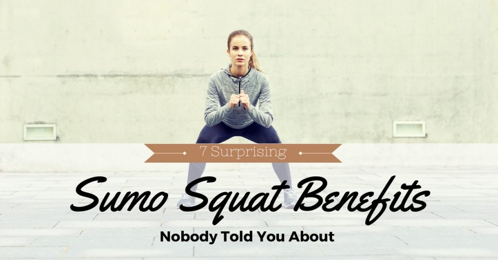 Sumo Squat Benefits