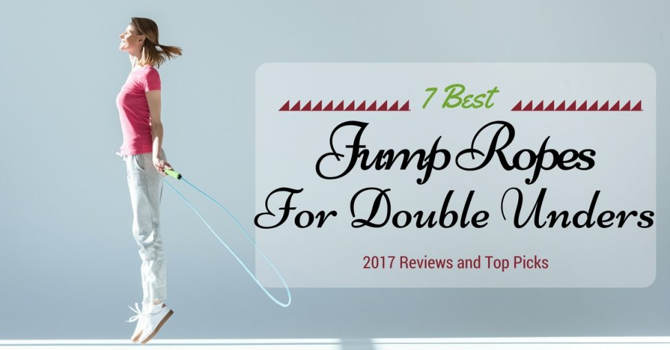 best jump rope for double unders