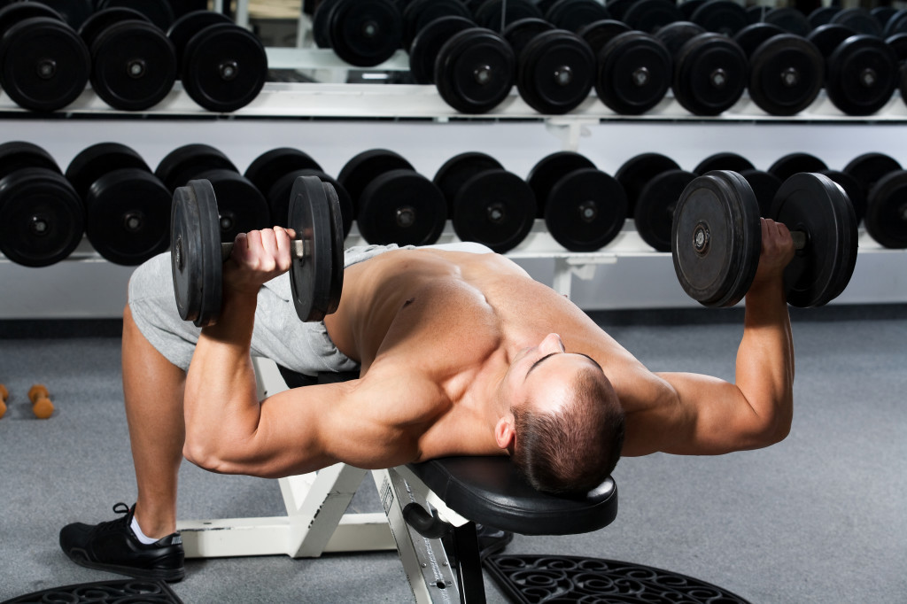 5 Amazing Dumbbell Bench Press Benefits No 4 Is Best