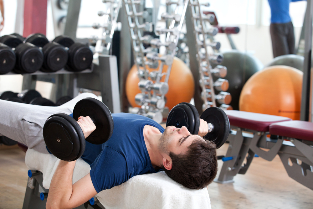 5 Amazing Dumbbell Bench Press Benefits (No  4 is best)