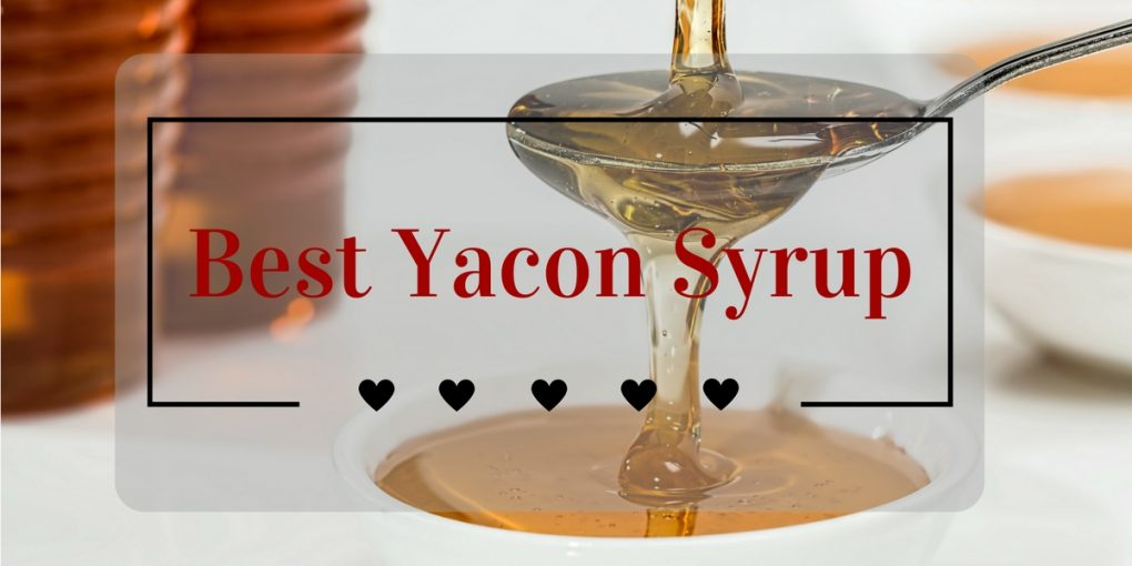 best yacon syrup