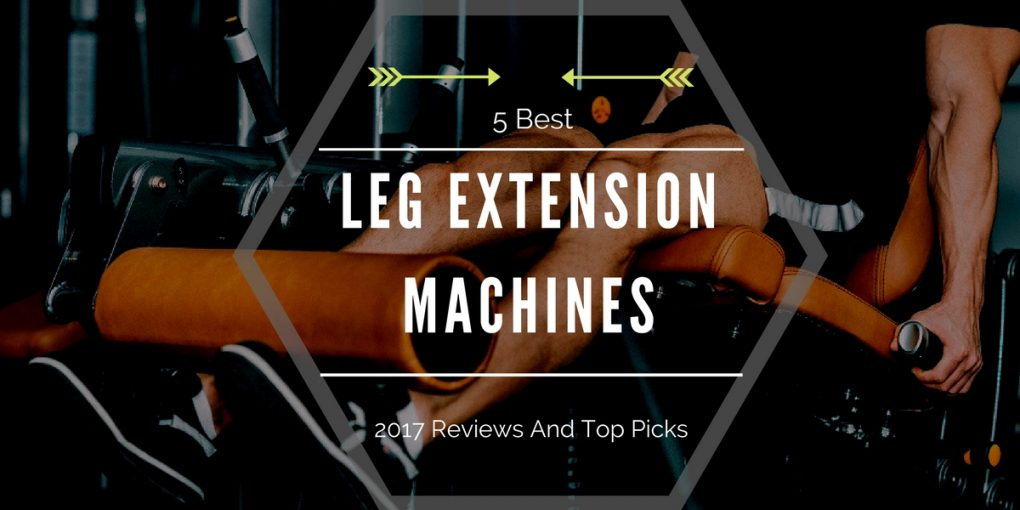 best leg extension machine