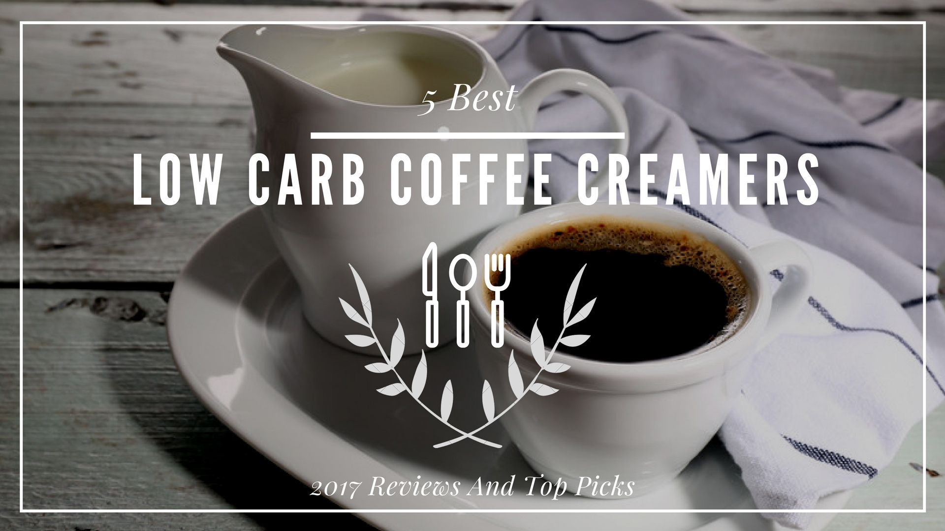 best low carb coffee creamers